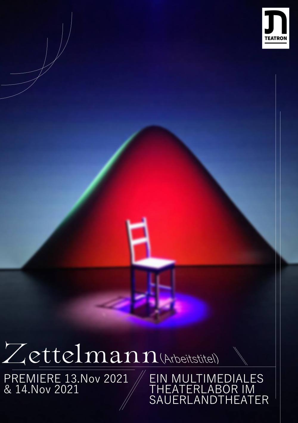 Zettelmann Ankündigung
